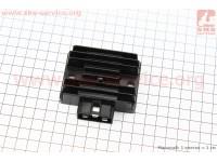 Реле-регулятор напряжения WY125 , Yamaha YBR125 [Китай]
