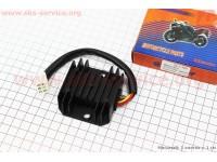 Регулятор напряжения - 5 проводов [GXmotor]