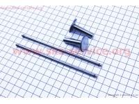 Толкатель + штанга клапана к-кт 4шт 168F/170F [Viper]