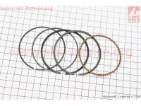 Кольца поршневые 170F 70мм +0,25 [ТАТА]