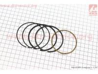 Кольца поршневые 168F 68мм +0,25 [ТАТА]