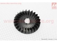 Крыльчатка охлаждения (пластик) 168F/170F [ТАТА]
