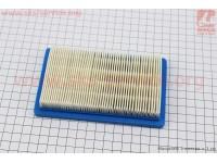 Фильтр воздушный - элемент (бумажный 145x88x26мм) для двигателей Honda [Китай]