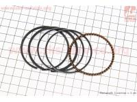 Кольца поршневые 156F 56мм STD [Китай]