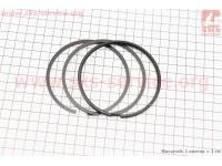 Кольца поршневые 186F 86мм STD [ТАТА]
