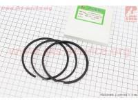 Кольца поршневые 186F 86мм +0,25 [Viper]