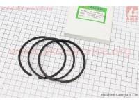 Кольца поршневые 186F 86мм +0,50 [Viper]