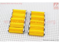 Фильтр топливный - элемент 85мм R175A/180N/190N, к-кт 10шт [ТАТА]