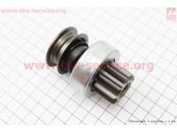 Бендикс электростартера Z=9, Lзуба=20мм R175A/R180NM [Китай]