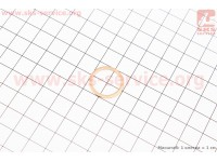 Шайба топливопровода низкого давления (медная) 16х20х1 [Китай]