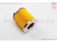 Фильтр воздушный - элемент бумажный R175A/180N/190N [ТАТА]