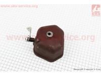 Крышка головки цилиндра (клапанов) R175A/R180NM [ТАТА]