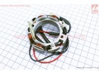 Статор вентилятора 4 катушки [Китай]