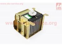 Радиатор R190N (алюминий) Тип №1 [Viper]