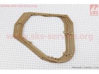 Прокладка крышки блока правой (со стороны заводного рычага) под 8отв, R190N/195NM, к-кт 5шт, на блистере [Viper]
