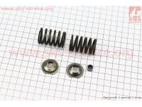 Клапанный механизм к-кт 5шт 177F/188F [Китай]