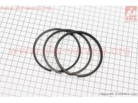 Кольца поршневые к-кт на 1 поршень 85мм (KM485QB-04001,04002,04100)  [Китай]