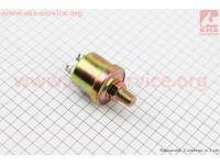 Датчик давления масла 2-х контактный KM385BT (7353ТР)  [Китай]