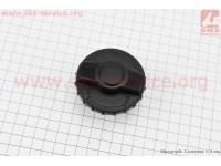 Крышка топливного бака с резьбой (нового образца) DongFeng 244/240 (200.50.011) [Китай]