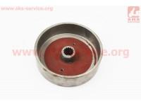 Тормозной барабан DongFeng 354 (300.43.134) [Китай]