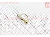 Палец прицепной серьги D=9,2мм Xingtai 120 [Китай]