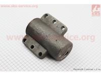 Блок цилиндра гидравлического в сборе (старого образца) Xingtai 120 (14.55.319) [Китай]