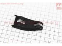 Рычаг выжима сцепления (лапка) Xingtai 120-224 (10.21.105) с прорезью [Китай]