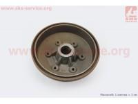 Тормозной барабан Xingtai 24B, Shifeng 244,Taishan 24 (12.38.108) [Китай]