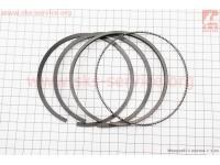 Кольца поршневые к-кт на 1 поршень 110мм DLH1110 (Xingtai 160/180) [Китай]