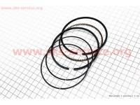 Кольца поршневые 190F 90мм STD