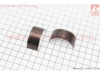 Вкладыш шатуна 178F к-кт 2шт STD [Китай]