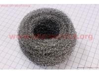 Фильтр воздушный - элемент тонкой очистки 186F, металл Тип №1 [Китай]