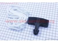 Ручка стартера + веревка 178F/186F [Китай]