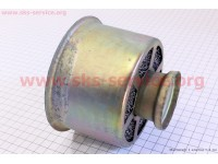 Фильтр воздушный - элемент металлический R190N Тип №2 [Китай]