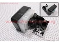 Фильтр воздушный в сборе с масляной ванной 168F/170F [Китай]