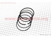 Кольца поршневые 170F 70мм +0,50 [Китай]