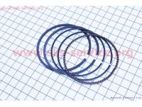 Кольца поршневые 168F 68мм +0,50 [Китай]