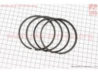 Кольца поршневые 80мм +0,25