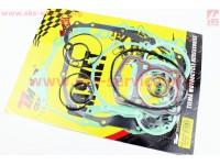 Прокладки двигателя к-кт CB-150cc 62мм
