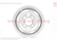 Диск заднего колеса (стальной) на 4 болта