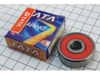 Подшипник колеса переднего 6300RS (35*10*11) [TATA]