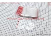 Пакеты с замком Zip-Lock 6*8 см, уп.100шт [Украина]
