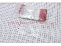Пакеты с замком Zip-Lock 7*10 см, уп.100шт [Украина]