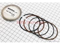 Кольца поршневые 150cc 62мм +0,25