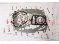 Прокладки двигателя к-кт 125сс-56,5mm [premium gaskets]