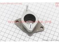 Патрубок карбюратора метал 125/150cc