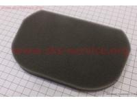 Фильтр-элемент воздушный (поролон), черный [Китай]