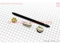 Ремонтный комплект сцепления УРАЛ, 4 детали [Китай]