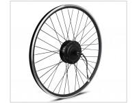 Мотор колесо редукторное BAFANG 500Вт заднее под кассету G020.500.D 12 в ободе 20-29 дюйм