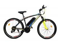 Электровелосипед A3 SHARK 26 колесо 36В 350Вт 13Ач с LCD пультом управления